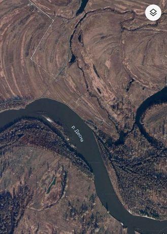 Продажа земли село Боденьки Вышгородского района с выходом реку