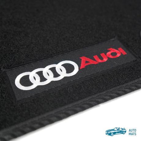 Текстильные коврики в салон для Audi Q5 Q7 Q 5 7 A4 B5 B6 B7 A 4 B 5 6
