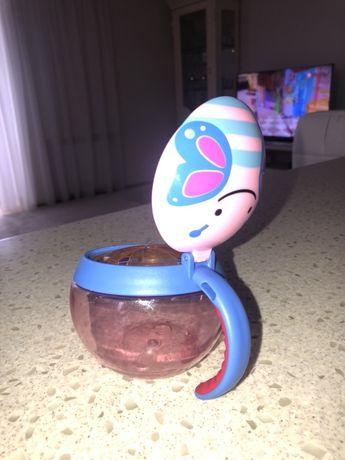 Контейнер-чашка для еды, чашка для снеков Skip Hop (Скип Хоп)