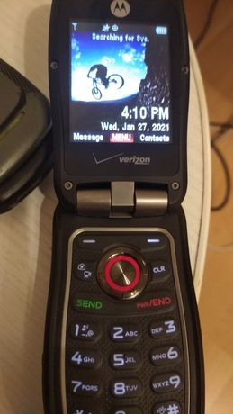 Motorola v860 и w845 CDMA лот