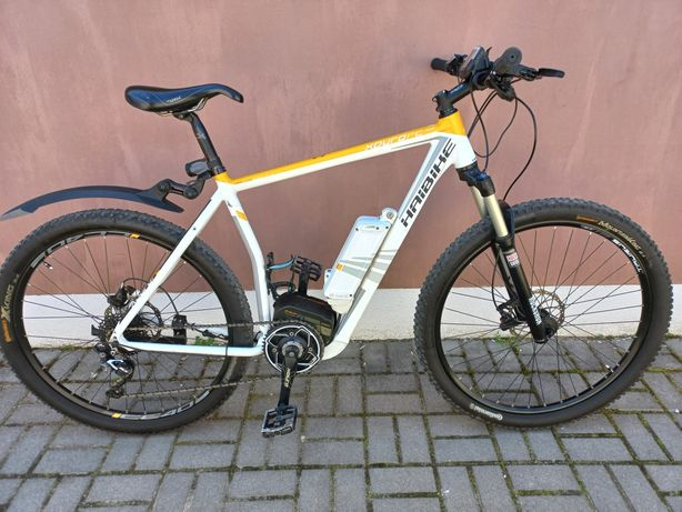 """Електровелосипед Haibike xduro (вис.23.рама) на 36в на 29""""колесах"""