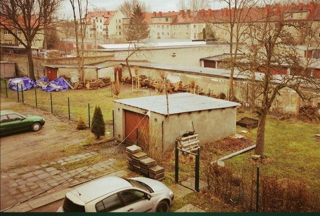 Sprzedam garaż wolnostojacy własność 23m2