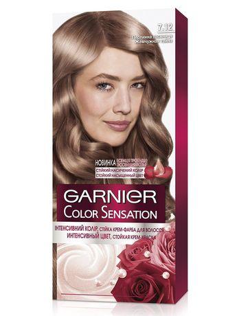 Garnier Color Sensation. Жемчужная тайна