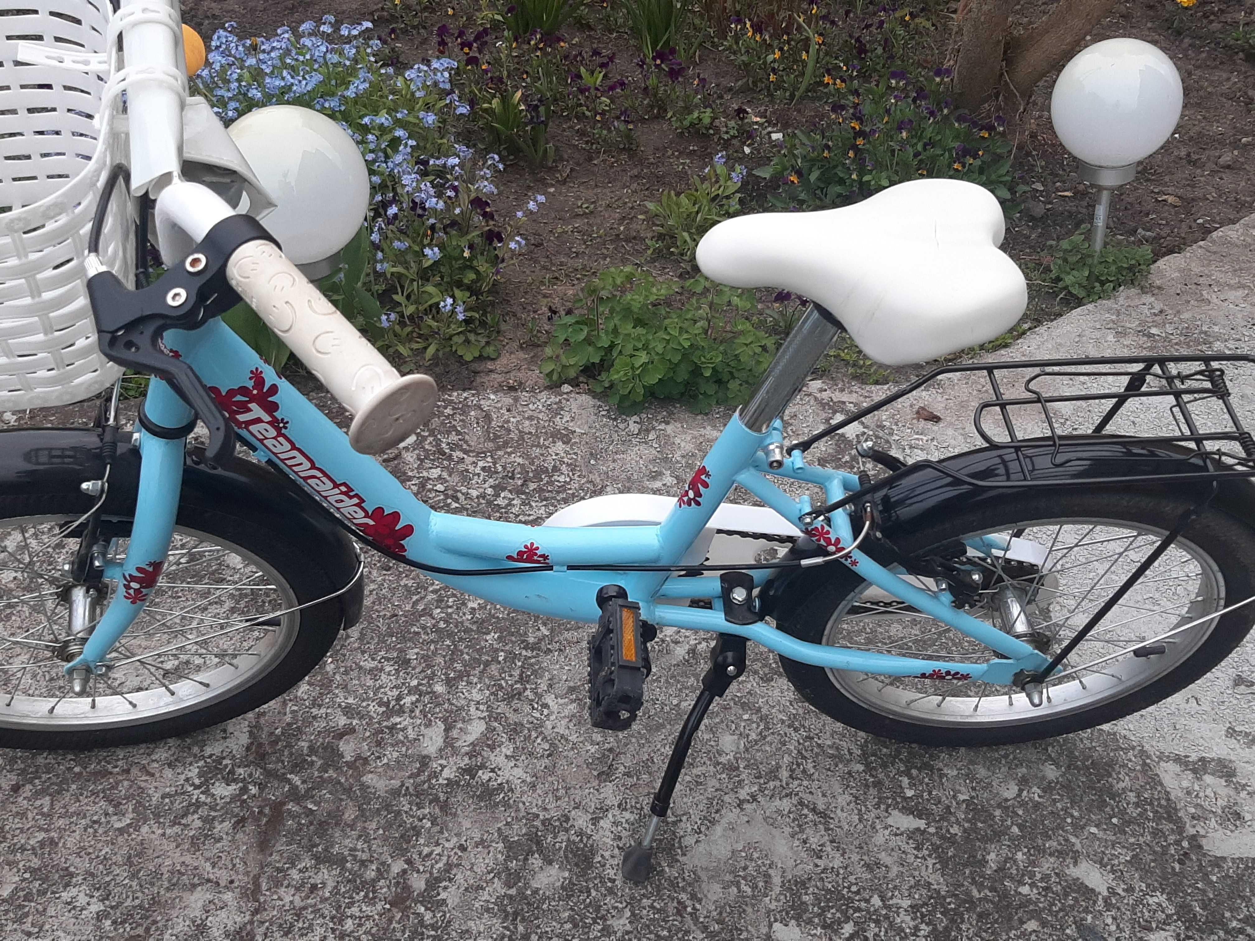 Rower dziewczecy