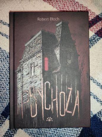 "Książka ""Psychoza"" - Robert Bloch"