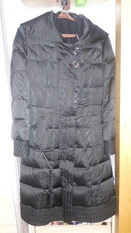 Пуховик пальто зима розмір M