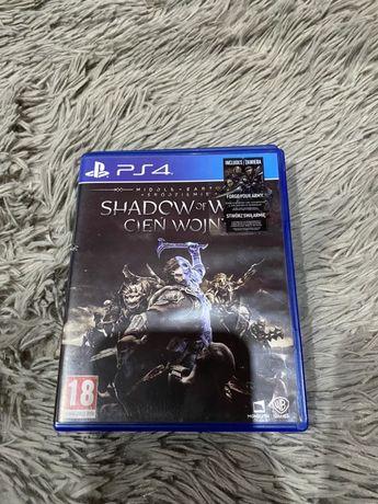Shadow of War Cień Wojny PS4