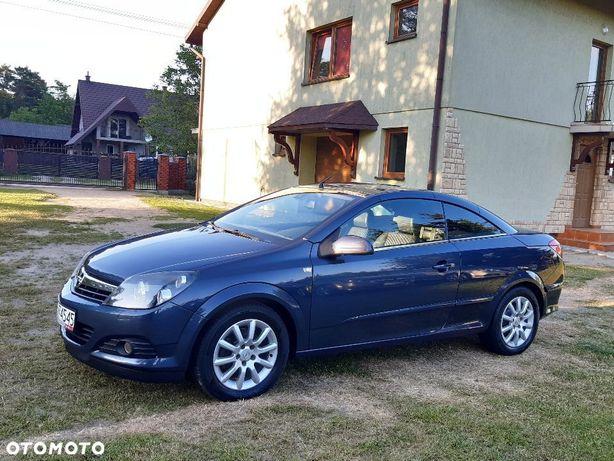 Opel Astra 1.8 140km.Kabrioletautomatcosmosprowadzony