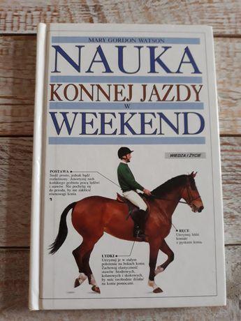 Nauka jazdy konnej w weekend. Mary Gordon Watson