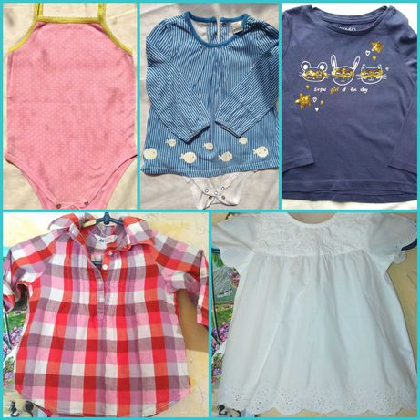 Одежда р.68-80, платья,костюмчик,штанишки, шорты,кофточки,недорого!