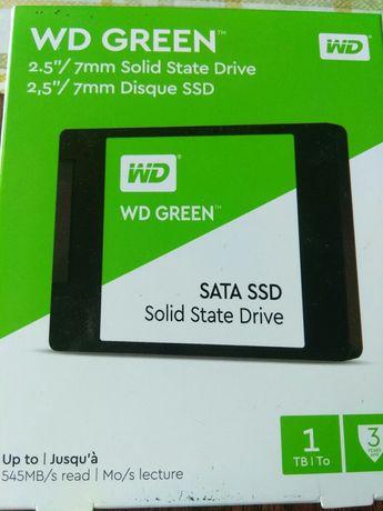 SSD диск Western Digital WD GREEN 1 TB  WDS100T2G0A