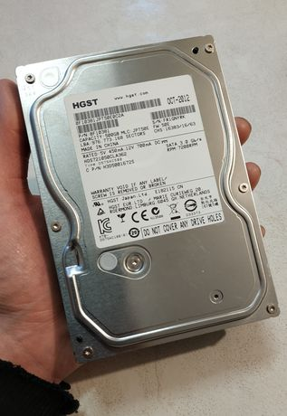 Жёсткий диск HDD 3.5 Hitachi 500gb