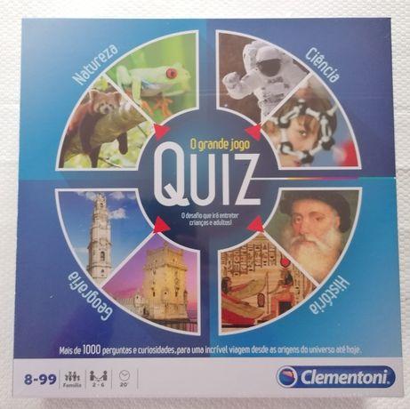 Jogos -  Quiz da Clementoni -  NOVO
