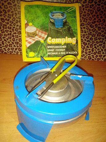 Kuchenka turystyczna Camping PRL