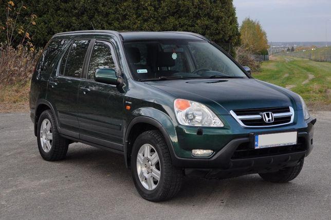 Honda CR-V 2003r 2.0 16v 4x4 HAK  niemal Idealny STAN