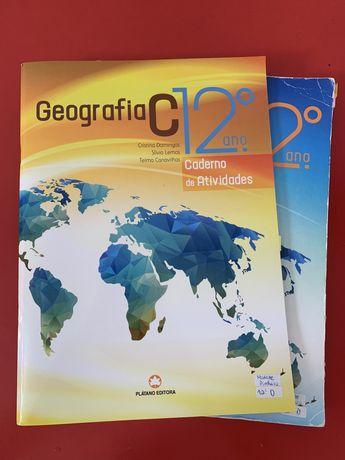 Manuais geografia