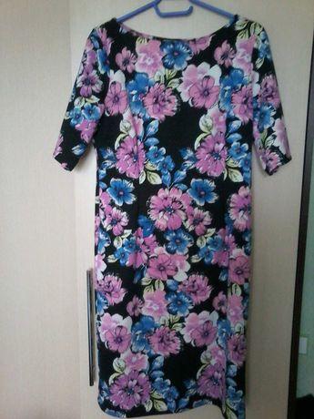 Нарядное женское платье 52 размера