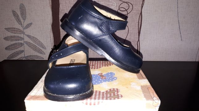 Дитячі туфельки як в принцеси Шарлотти