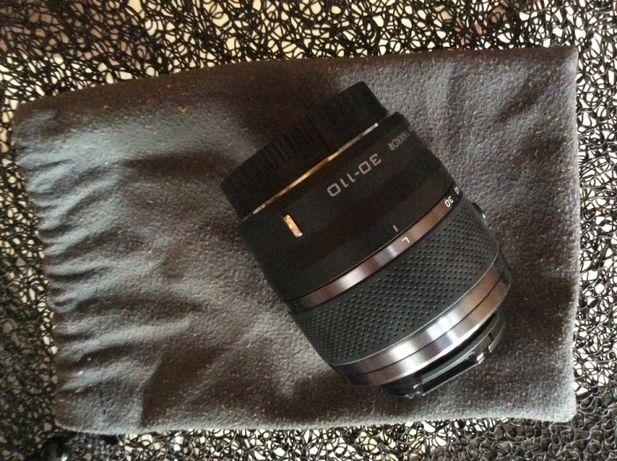 lente máquina fotográfica