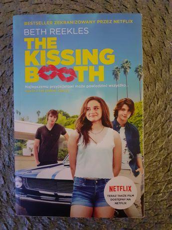 "Książka ,,The kissing booth"" Beth Reekles"