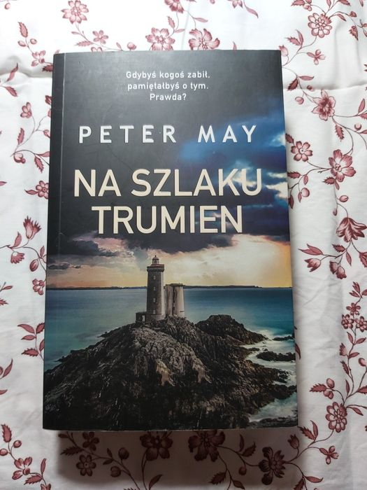 Na szlaku trumien - Peter May Legionowo - image 1