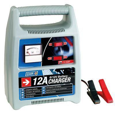 Carregador Baterias 12 A