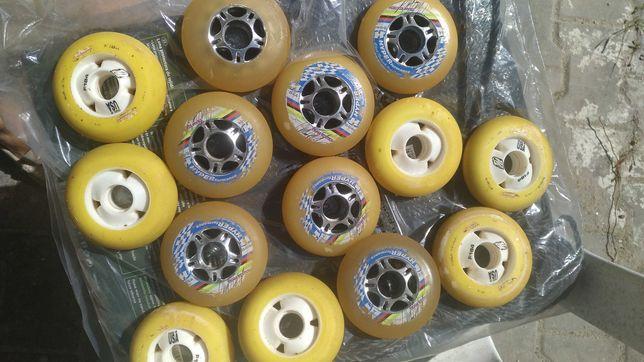 14 Rodas patins marca  Mater e outras