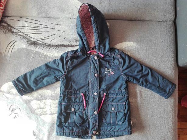 Куртка, парка на девочку ТМ Бемби