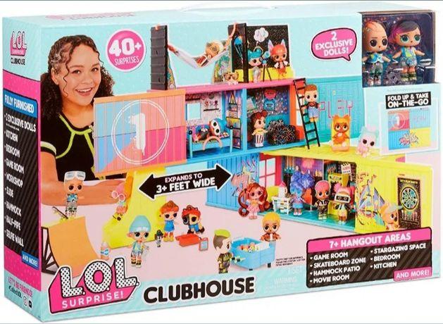 L.O.L.Surprise! Домик для кукол ЛОЛ Сюрприз Ремикс Клуб - LOL Оригинал