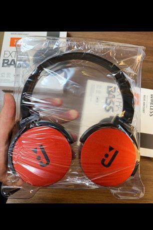 Bluetooth Наушники JBL красные