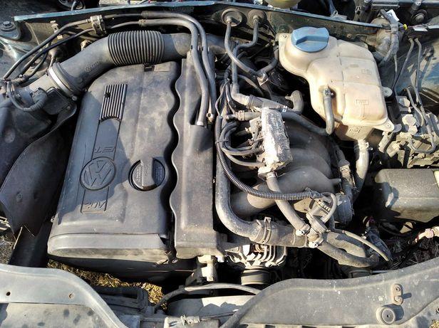 VW Passat B5 Двигатель 1,8 ADR ГБО4 КПП Сидения Дефлетор Печка ГУР Бак