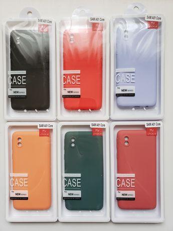 Чехол на для Samsung A01 Core M51 M31S A31 A51 M31 A01