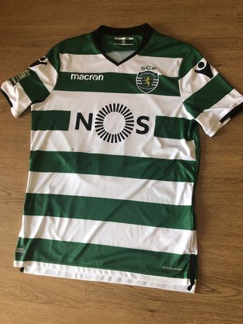 Vendo camisola de jogo Sporting CP