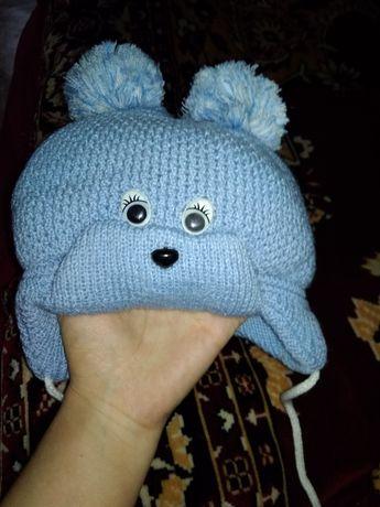 Продам шапочку на младенца