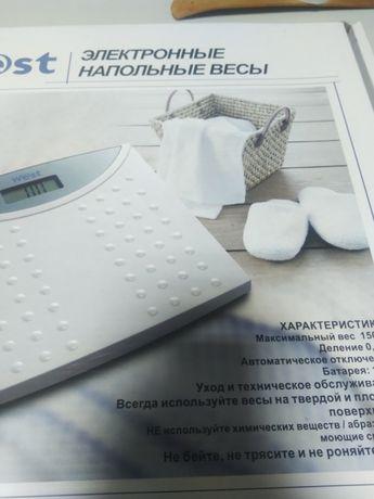 весы напольные электронные