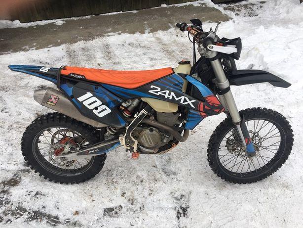 KTM EXC 350 17/18