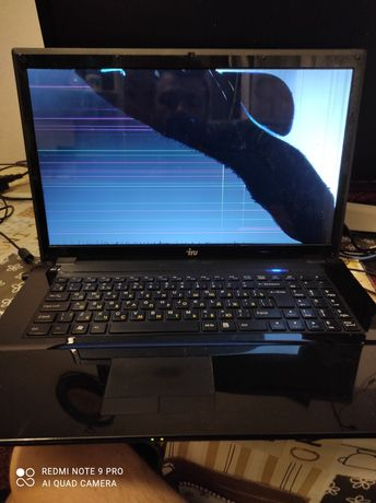 Ноутбук Iru w270hu