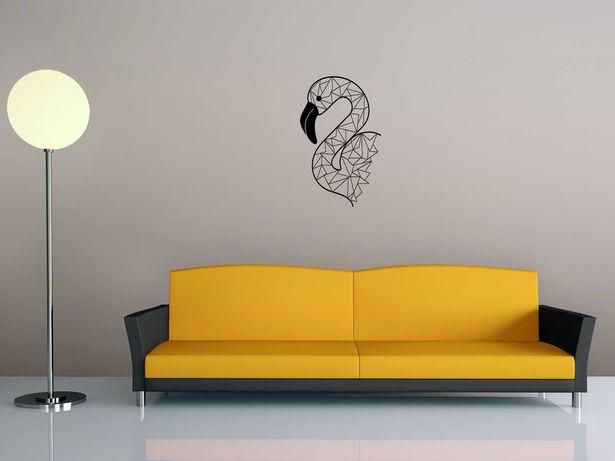 Decoração de parede Flamingo