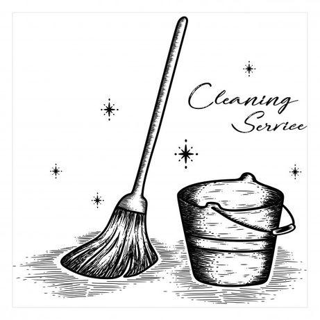 Sprzątanie domu, mieszkania, biura.