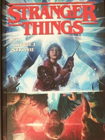 Sprzedam książki Stranger Things