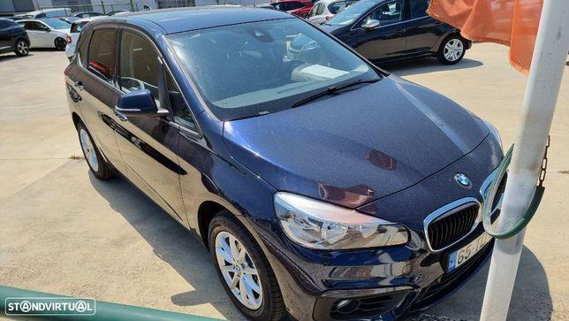 BMW 218 Active Tourer d Advantage