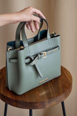 Продам сумку MICHAEL KORS Emilia Small Pebbled Leather Satchel