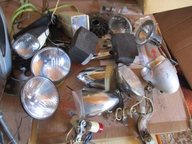 lampy rowerowe z PRL