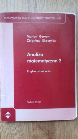 Analiza matematyczna 2 - Gewert, Skoczylas