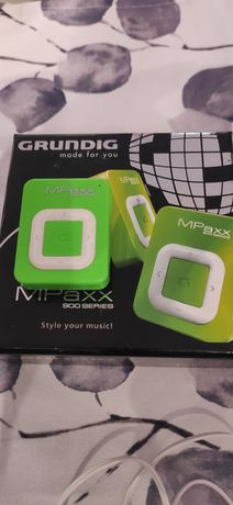 MP3 Grundig Mpaxxx 2 gb klips