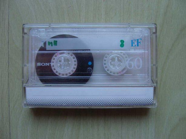 Kaseta magnetofonowa Sony EF 60