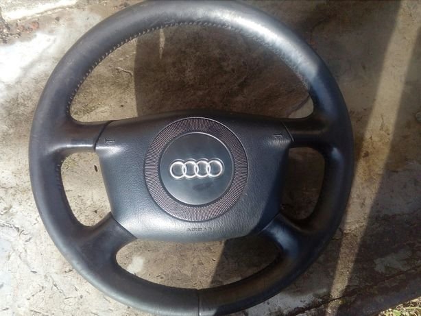 Руль с Audi a6