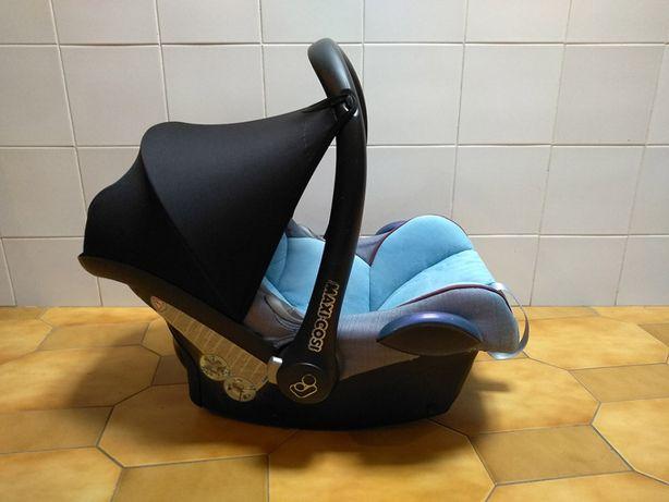 Ovo / Cadeira auto Maxicosi (do grupo Bebeconfort) com extras