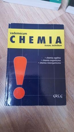Vademecum chemia Greg