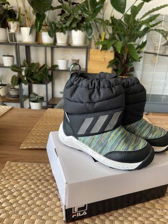 Buty adidas RapidaSnow jesien/zima